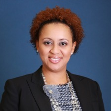 Hallandale Beach City Manager Renee C. Miller